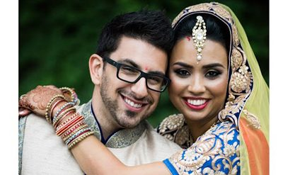 Fusion Wedding of Mansi and Jesse
