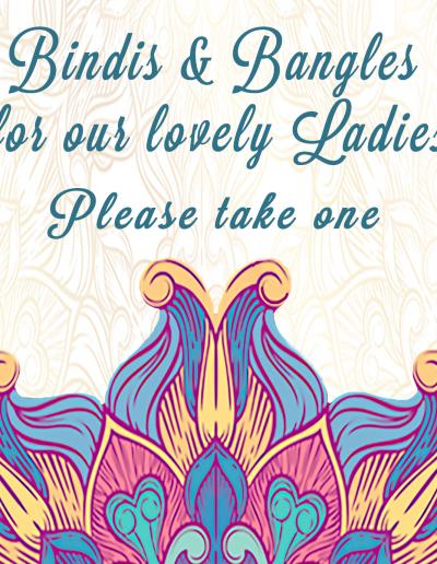 Bindis & Bangles