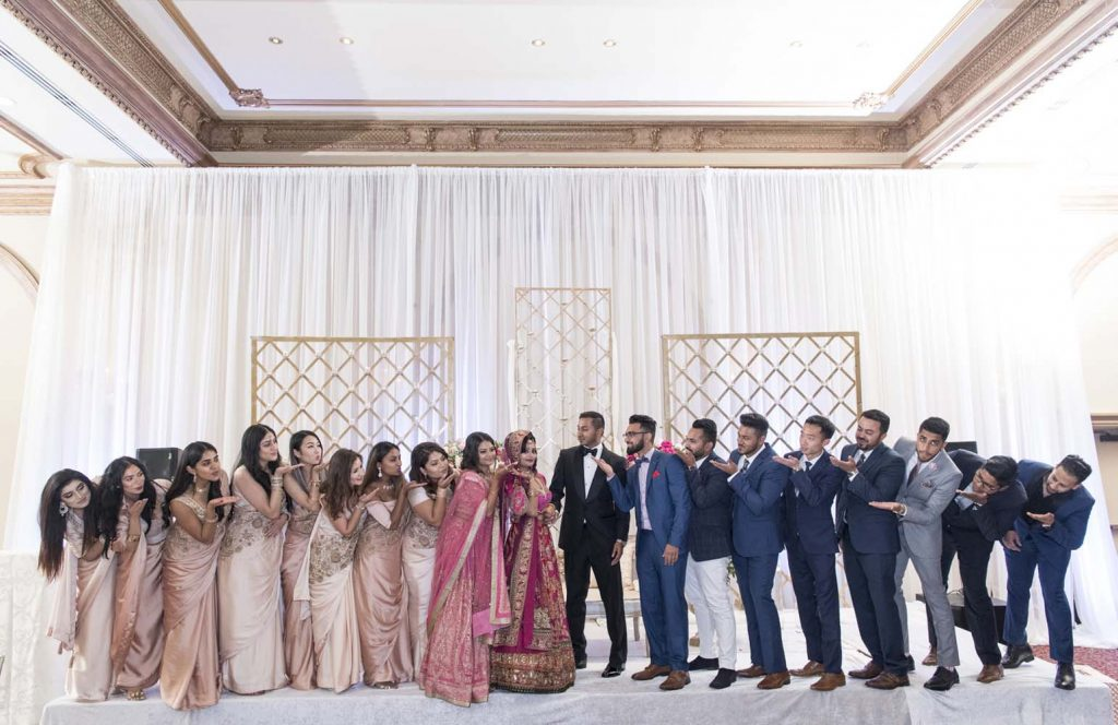 SAWC Bridal Party
