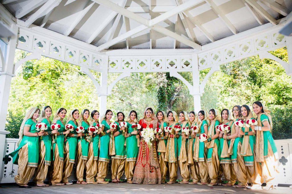 SAWC Bridesmaids