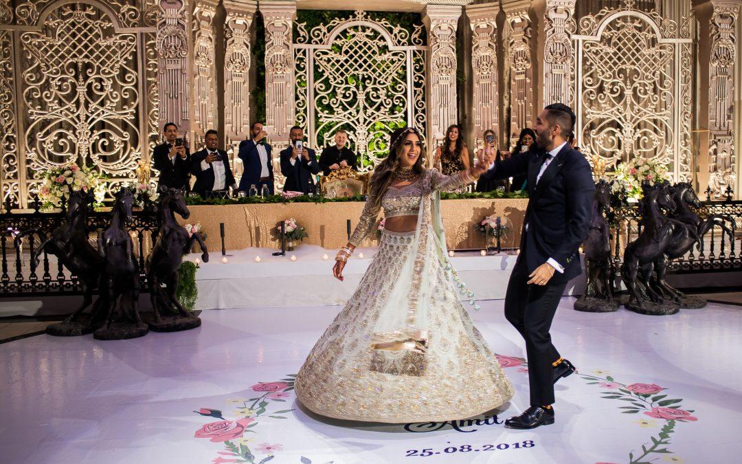 Real Wedding: Sameera & Amit   Full Planning