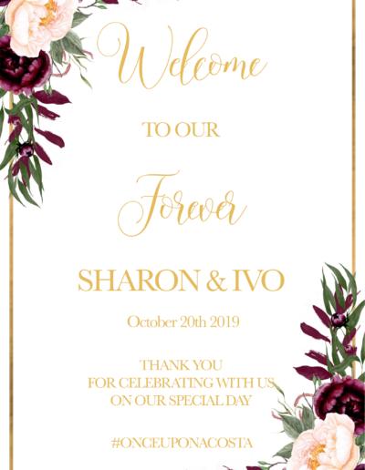 Sharon & Ivo