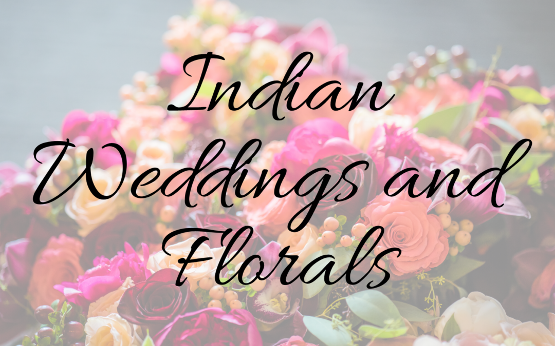 Indian weddings: Incomplete without flowers