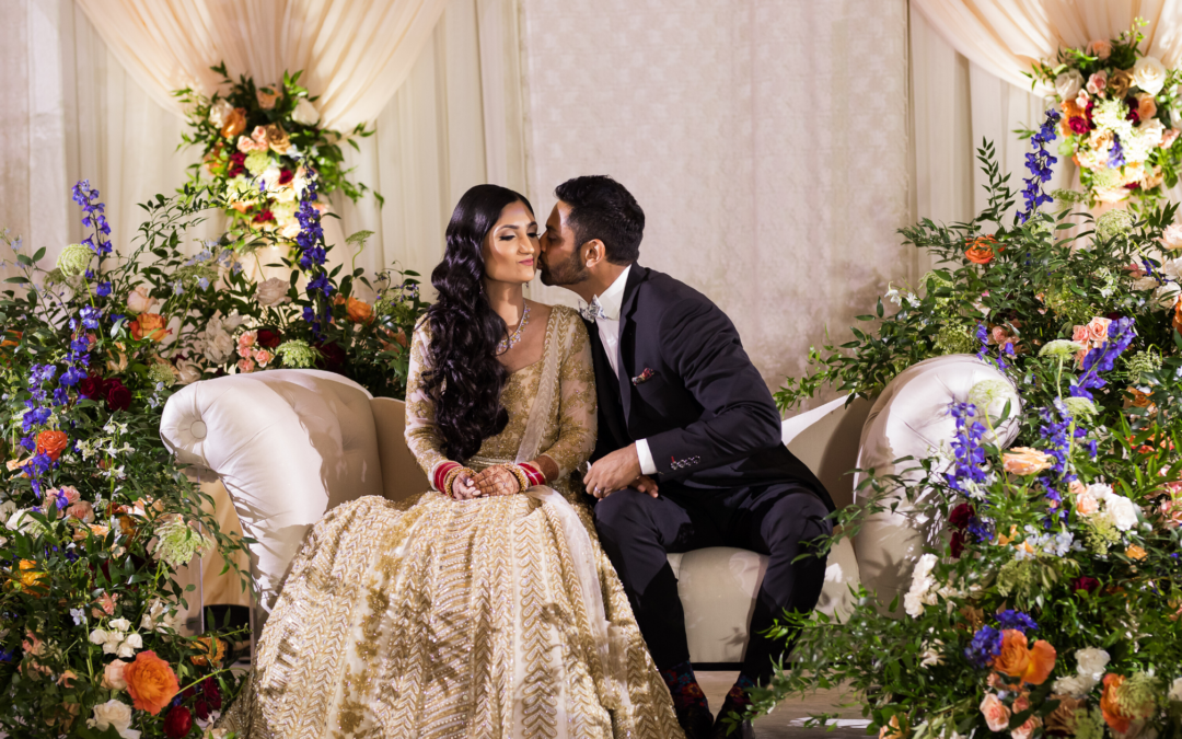 A Real Wedding: Sheeba & Suresh